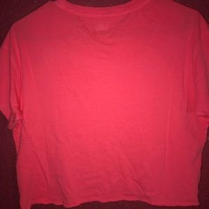 PINK Victoria's Secret Tops - Victoria's Secret Pink sleep wear crop